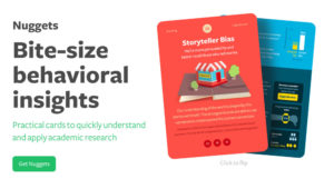 behavioural research for healthcare app development